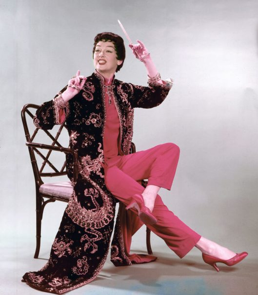 Auntie Mame (1958) Directed by Morton DaCosta Shown: Rosalind Russell